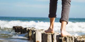 Bleiben Sie im Gleichgewicht
