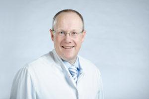 Priv.-Doz. Dr. med. Jörg Christian Brokmann, Leiter der Zentralen Notaufnahme der Uniklinik RWTH Aachen